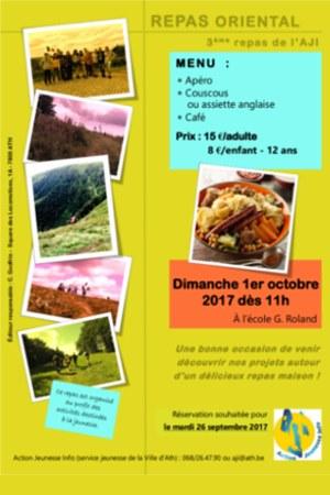 affiche mini repas 2017